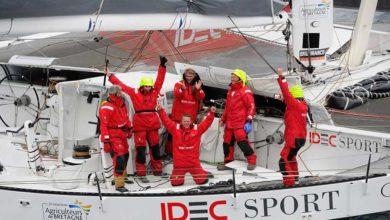 Photo de Trophée Jules Verne : Deux équipages vont tenter de battre le record de Francis Joyon et IDEC SPORT