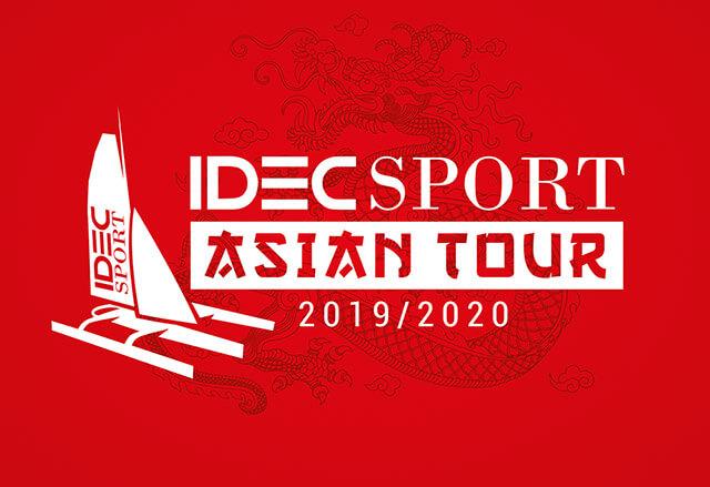 idec sport asian tour idec sport