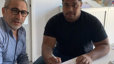 Photo of Toma Taufa extends his contract