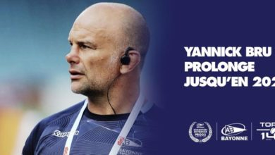 Photo of YANNICK BRU EXTENDS HIS STAY UNTIL 2021