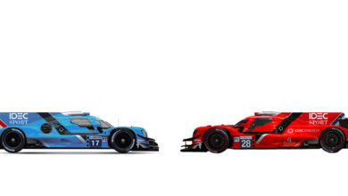 Photo of 24H of Le Mans: IDEC SPORT confirms the second car for Dwight Merriman, Kyle Tilley and Jonathan Kennard