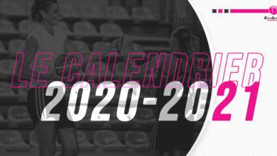 Photo de Le calendrier EuroLeague Women 2020-2021 !