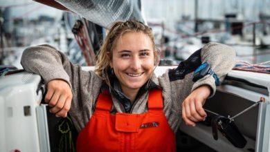 Photo de Solitaire du Figaro : la 4ème et dernière étape annulée, Violette DORANGE 30ème au classement général