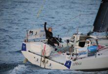 Photo de Bilan de la 3ème étape de la Solitaire du Figaro par Violette Dorange : De Dunkerque à St Nazaire