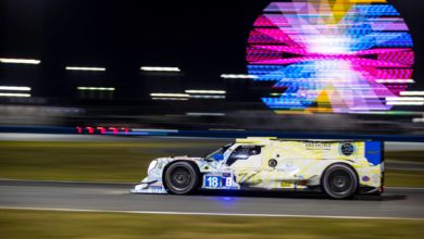 Photo de 24 heures de Daytona : Partenariat gagnant entre IDEC SPORT et Era Motorsport